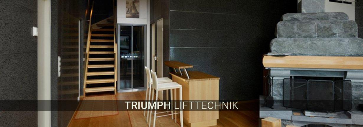 Treppenlifte Friesenhagen - Triumph Lifttechnik: Hublifte, gerade Lifte