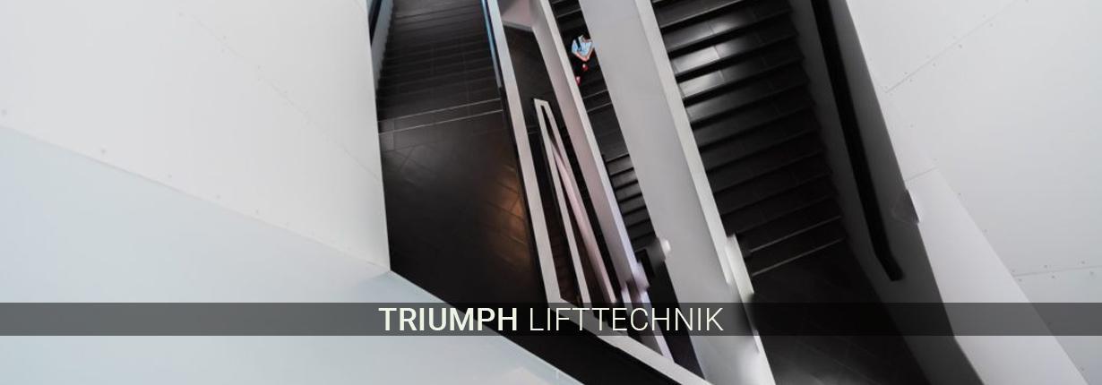 Treppenlifte Schwelm - Triumph Lifttechnik: Hublifte, Kurventreppenlifte