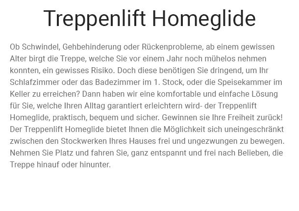 Treppenlifte in  Remscheid
